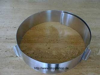 Tortenring 6cm - Vorschau