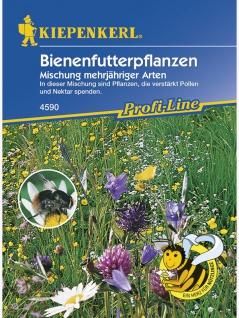 Bienenfutterpflanzen Mischung mehrjähriger Arten , Grundpreis: 0.20 € pro 1 g