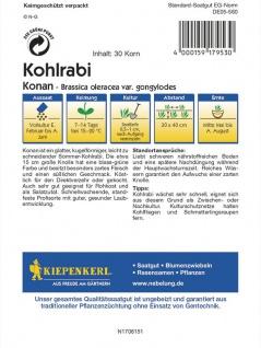 Kohlrabi Konan - Vorschau 2