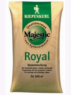 Majestic Royal mit Poa supina 10kg , Grundpreis: 13.73 € pro 1 kg