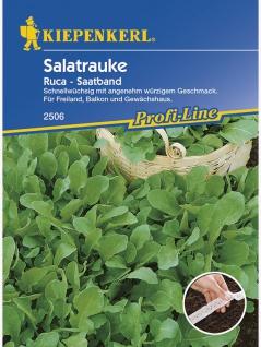 Salatrauke Ruca Saatband 5mtr , Grundpreis: 0.56 € pro 1 m