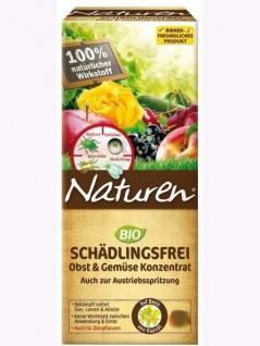 Celaflor Naturen Bio Schädlingsfrei Obst- und Gemüse Konzentrat - 250 ml , Grundpreis: 39.96 € pro 1 l