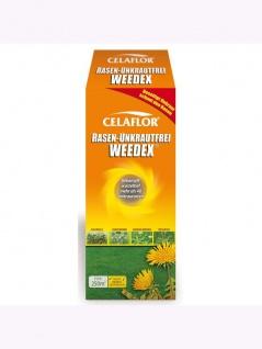 Celaflor Rasen Unkrautfrei Weedex 250ml , Grundpreis: 77.94 € pro 1 l
