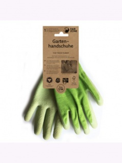 Gartenhandschuhe aus Naturkautschuk, 1 Paar S - Vorschau 1