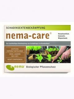 nema-care Nematoden zur Schadinsektenbekämpfung für 60qm