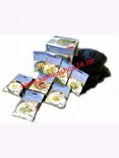 Bio Keimsprossen-Sortiment 8 Bio-Sorten inkl. Keimbox