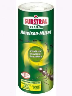 Substral Celaflor Ameisen-Mittel, staubfreies Ködergranulat mit sehr guter Lockwirkung und zuverlässiger Nestwirkung, 300g , Grundpreis: 25.97 € pro 1 kg