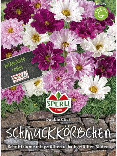 Schmuckkörbchen (Cosmea), Double Click