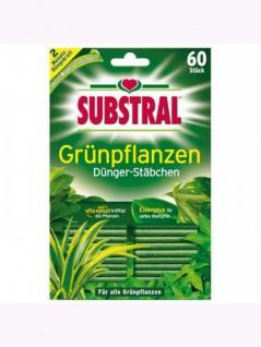 Dünger für Grünpflanzen Substral 60 Stück