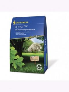 """Profi-Line """" Royal"""" Schattenverträglicher Rasen 4Kg , Grundpreis: 18.40 € pro 1 kg"""