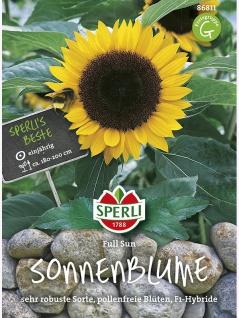 Sonnenblume Full Sun F1 pollenfrei