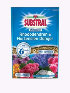 Substral Osmocote Rhododendren & Hortensien Dünger , Grundpreis: 4.99 € pro 1 kg