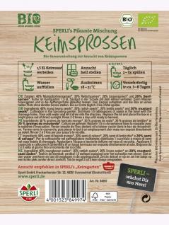 BIO Keimsprossen SPERLI`s Pikante Mischung , Grundpreis: 66.33 € pro 1 kg - Vorschau 2