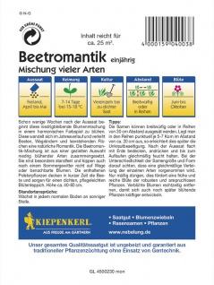 Beetromantik einjährige Mischung Mega-Pack - Vorschau 2