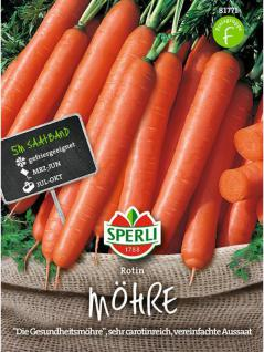 Möhre Rotin Saatband 5 mtr , Grundpreis: 0.60 € pro 1 m