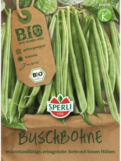 Buschbohne grün BIO