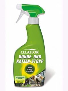 Hunde-Katzen-Stop Celaflor 500ml , Grundpreis: 21.98 € pro 1 l