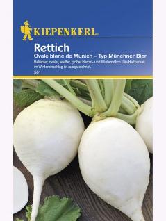 Rettich Ovale Blanc de Munich (Typ Münchner Bier)