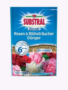 Substral Osmocote Rosen & Blühsträucher Dünger , Grundpreis: 4.99 € pro 1 kg