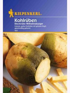 Kohlrüben Steckrüben Wilhelmsburger 25gr , Grundpreis: 0.10 € pro 1 g