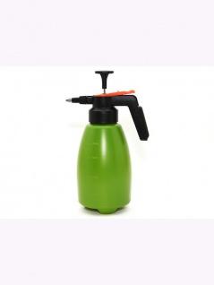 Pflanzen-Drucksprüher, Sprühflasche Zerstäuber 1, 8 Liter, grün