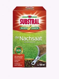Substral Die Nachsaat Premium Rasensamen Nachsaatrasen 1kg