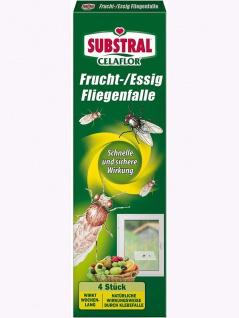 Celaflor Frucht-/Essigfliegenfalle - 4 Stück