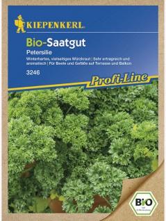 BIO Petersilie Mooskrause2 Bio-Saatgut