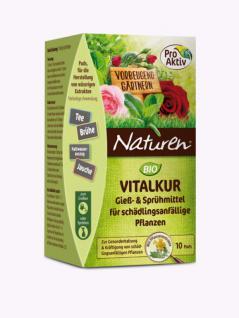 Naturen Bio Vitalkur Gießmittel für schädlingsanfällige Pflanzen