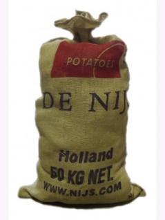 Jutesacke klein 3er Pack als Winterschutz oder Deko 80cm x 50cm , Grundpreis: 1.34 € pro 1