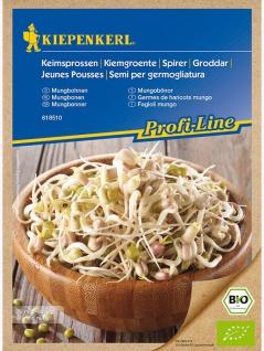 BIO Keimsprossen Mungbohnen , Grundpreis: 0.04 € pro 1 g