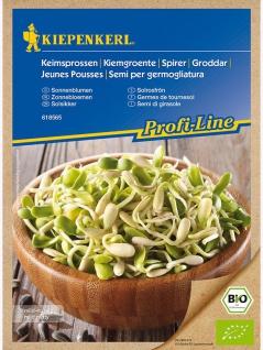 BIO Keimsprossen Sonnenblumen , Grundpreis: 0.07 € pro 1 g