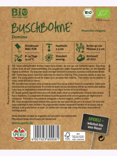 Buschbohne grün BIO - Vorschau 2