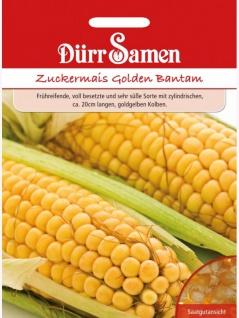 Zuckermais Golden Bantam, 1kg , Grundpreis: 36.90 € pro 1 kg