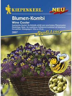 Blumen-Kombi Wine Cooler