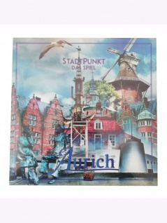 Stadtpunkt Aurich -Das Spiel- Brettspiel - Vorschau 2