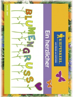 Blumenmischung Blumenstrauss zum Verschicken