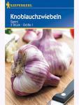 Knoblauch-Zwiebeln Sprint weiß-violett 3 Knollen