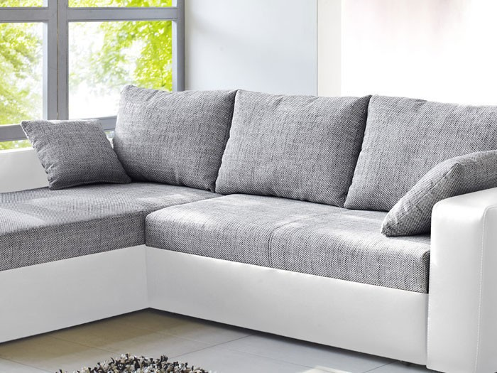 Giantex Modern Living Room Furniture Split Back Futon Sofa