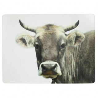 Tischset Platzmatten Schweizer Kuh