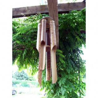 Windspiel Bambus groß