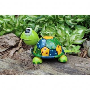 Gartenfigur Schildkröte Emil