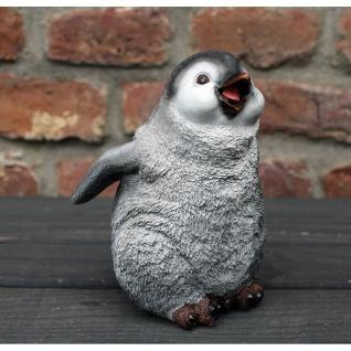 Dekofigur Niedlicher Pinguin