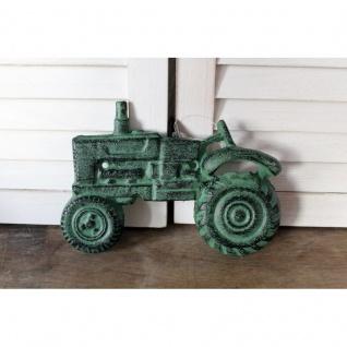 Wandflaschenöffner Traktor