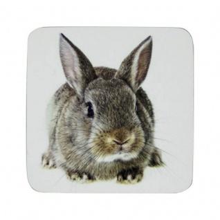 Untersetzer Kaninchen 6er Set