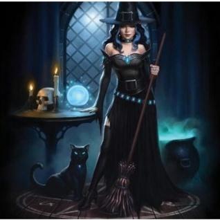 Sticker Witch's Lair