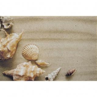 Fußmatte Strand Muscheln