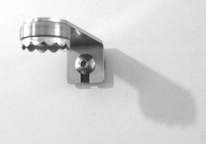 Magnet-Seifenhalter Edelstahl - Vorschau