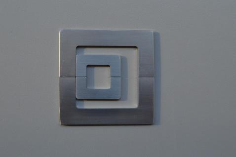 Quadratrosetten 30x30mm / 54 x 54mm