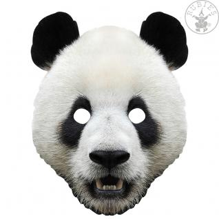 Panda Tier Maske 2D Gesichtsmaske Pappe Karneval Geburtstag Theater Party